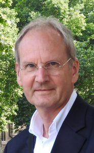 Portrait von Herrn Hanke, Leiter des Hospizverein e.V. im Klinikum Fürth