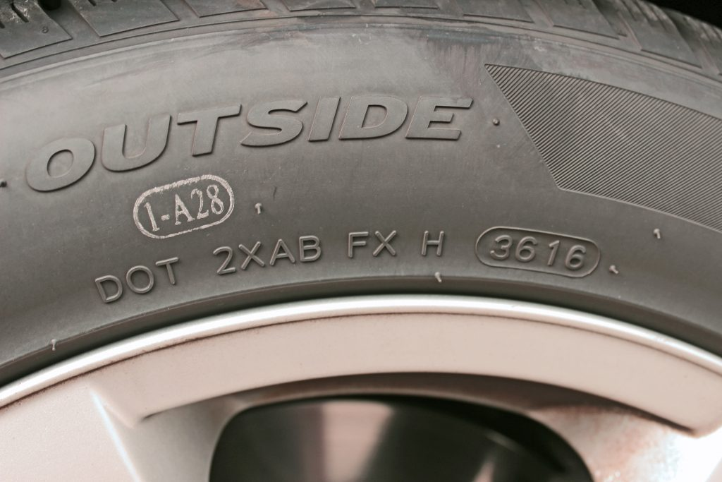 Reifennummer für Fahranfänger