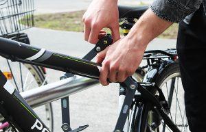 Rechte bei Fahrradfahrern bei Diebstahl