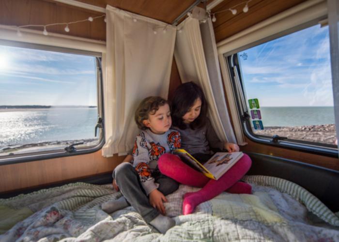 Campingurlaub mit Kinder