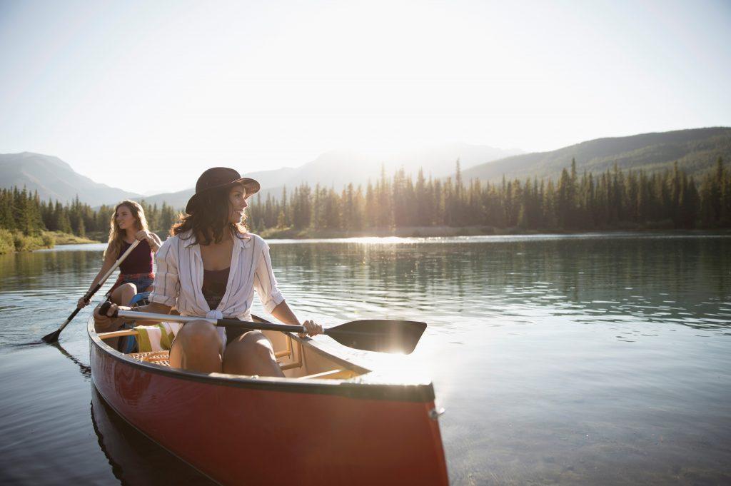 Wassersport, Kanadier