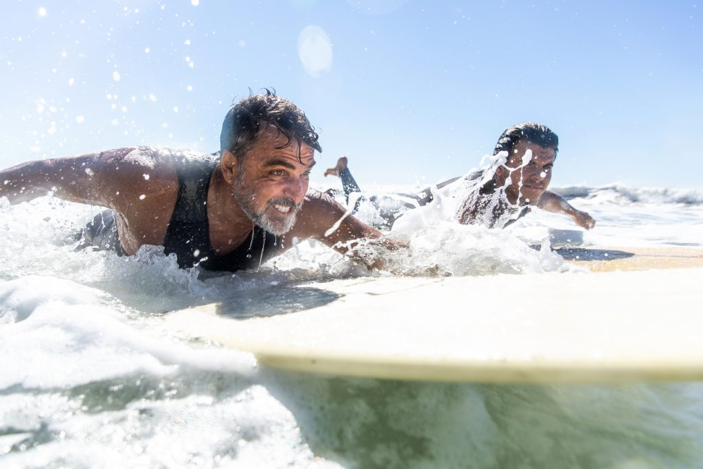Wassersport, Surfen